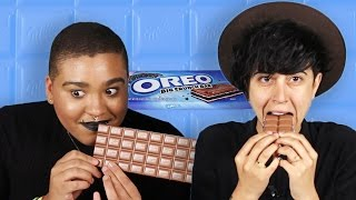 People Try The New Oreo Big Crunch Bar