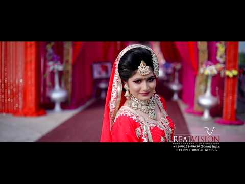 REALVISION STUDIO INDIA & UK Best Wedding Teaser Of SUKHWANT & SUKHVEER