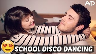 AWKWARD SCHOOL DISCO DANCING