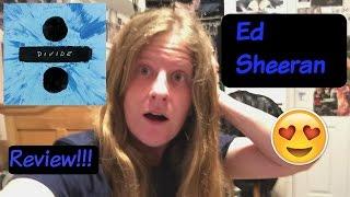 Ed Sheeran Divide Review!!