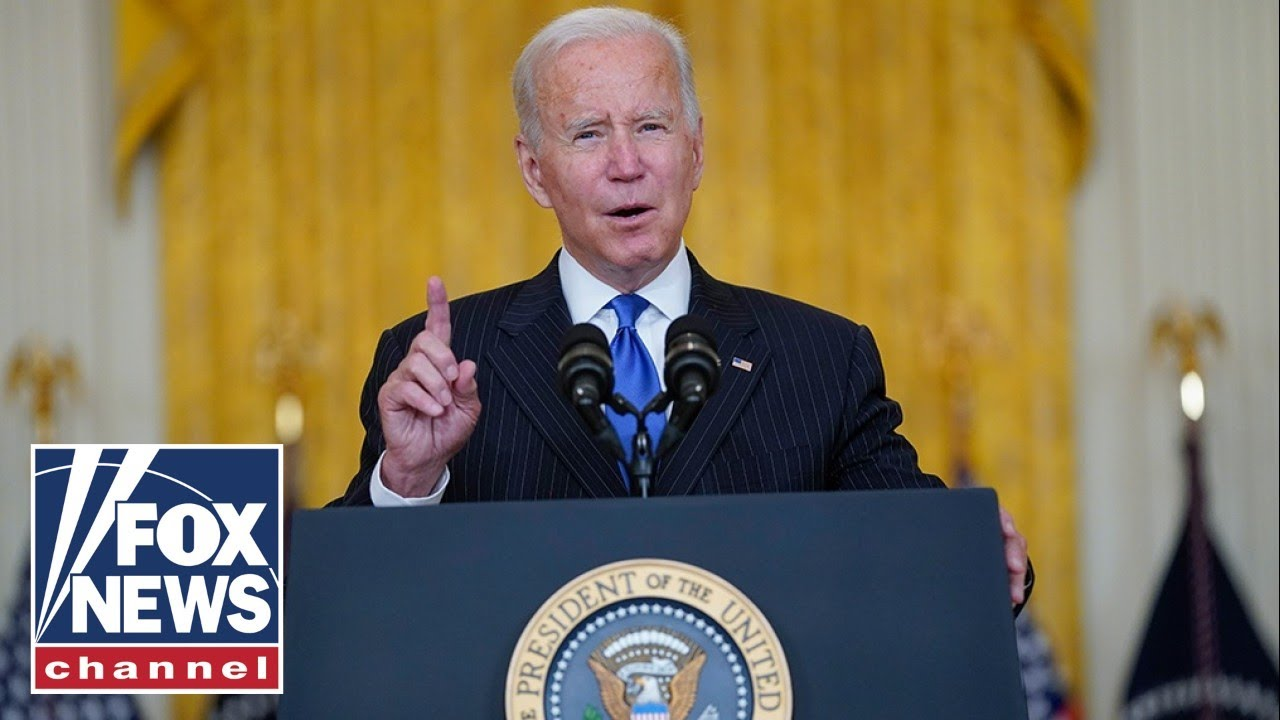 Download 'The Five' blast Biden blaming Americans for supply chain issues