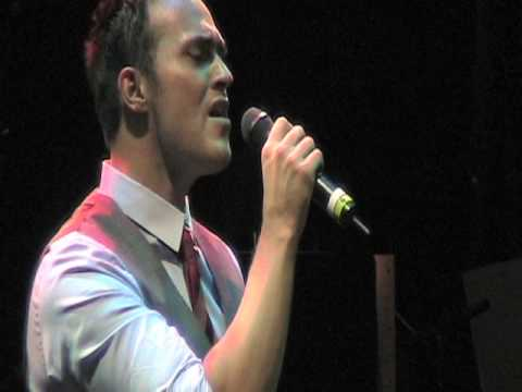 "Cheyenne Jackson sings ""A Change Is Gonna Come"""