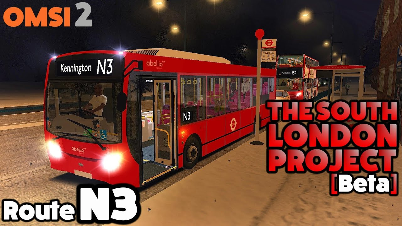 OMSI 2 Let's Play #27 | Alexander Dennis Enviro 200 | The South