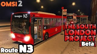 Repeat youtube video OMSI 2 Let's Play #27 | Alexander Dennis Enviro 200 | The South London Project [Beta]: Route N3