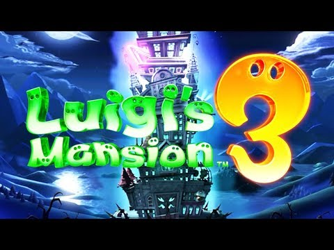 Luigi's Mansion 3 - Complete Walkthrough! (Full Game)