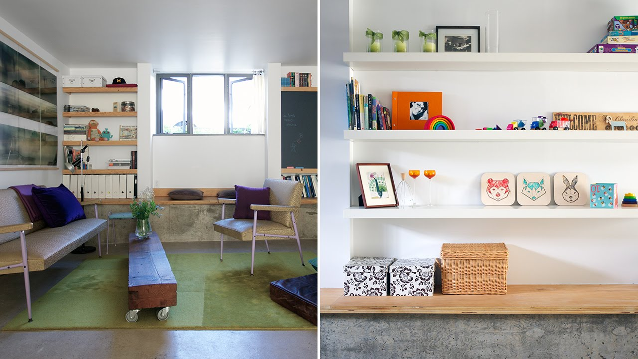 Interior Design  How To Design A Small Basement Apartment ...