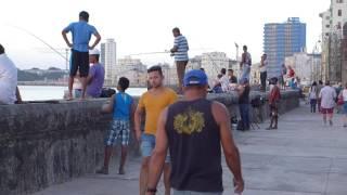 Havana, Cuba - Malecón HD (2017)