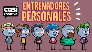 Entrenadores Personales | Casi Creativo