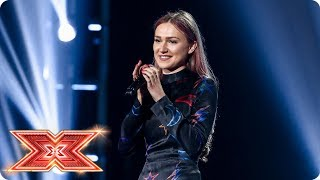 Can Sky persuade Sharon to give her a Chair?   Six Chair Challenge   The X Factor 2017