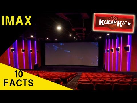 IMAX video camera IMAX theatre IMAX 3D camera Theatre experience and other facts revealed