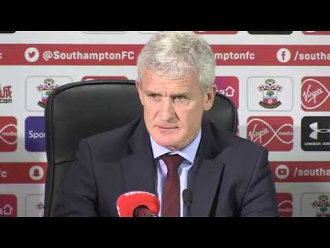 Hughes: That's why none of the referees are going to the World Cup!