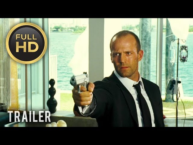 🎥 TRANSPORTER 2 (2005) | Full Movie Trailer in HD | 1080p