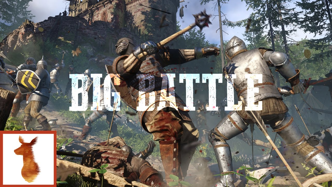 Kingdom Come: Deliverance » The Big Battle - YouTube