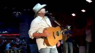 "Alan Jackson ""Summertime Blues"" at Cadillac Ranch 20th Anniversary concert Nashville 2009"
