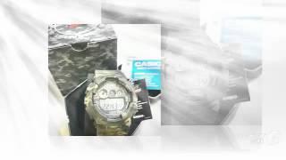 як налаштувати годинник casio g-shock