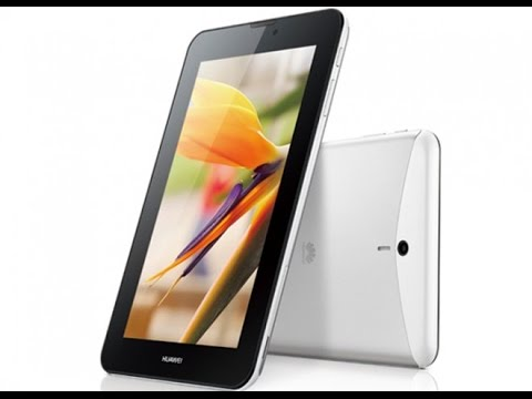 Huawei MediaPad 7 Youth Hard Reset and Forgot Password Recovery, Factory Reset