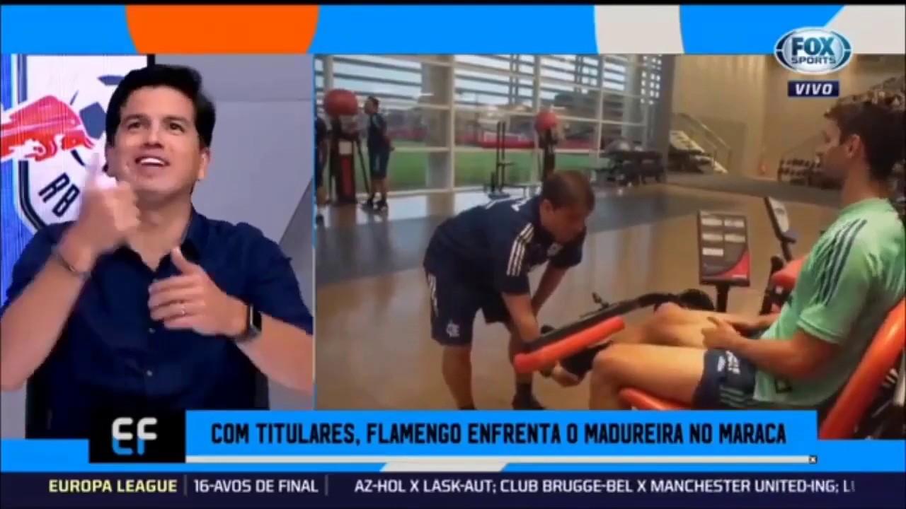 NOTÍCIAS DO FLAMENGO HOJE É FAVORITO CONTRA QUALQUER UM ...