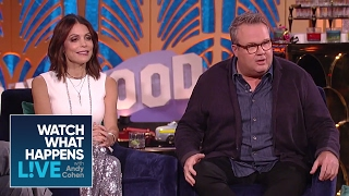 Did Bethenny Frankel And Eric Stonestreet Date? | RHONY | WWHL