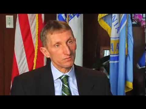 Greater Boston Video: One-On-One With BPD Commissioner Bill Evans (Extended)