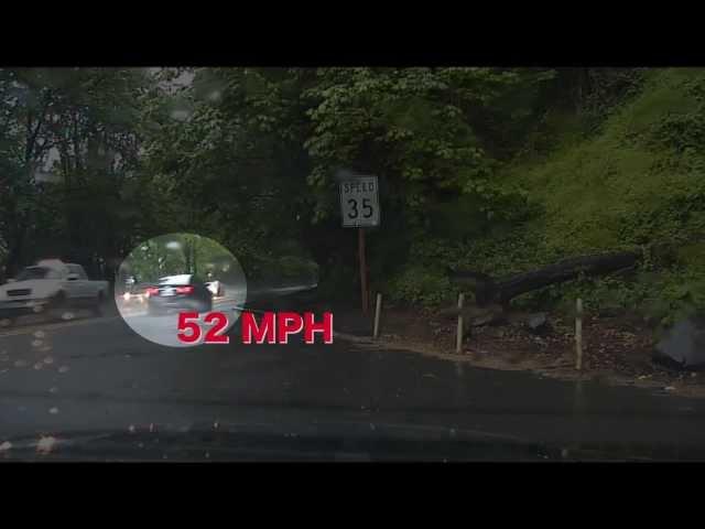 DASH CAM VIDEO: Police Pursuit