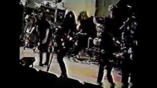 MINISTRY Live @ Bill Graham Civic Auditorium, San Francisco, December 23, 1992: PSALM 69 TOUR