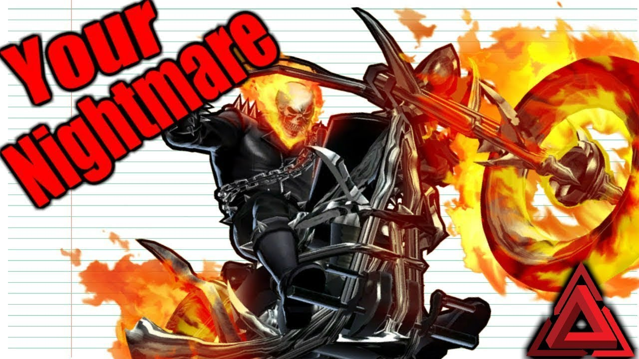 Why You Should Fear The Ghost Rider