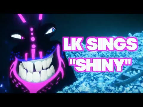 "LucariosKlaw sings ""Shiny"" (Disney's Moana Cover)"