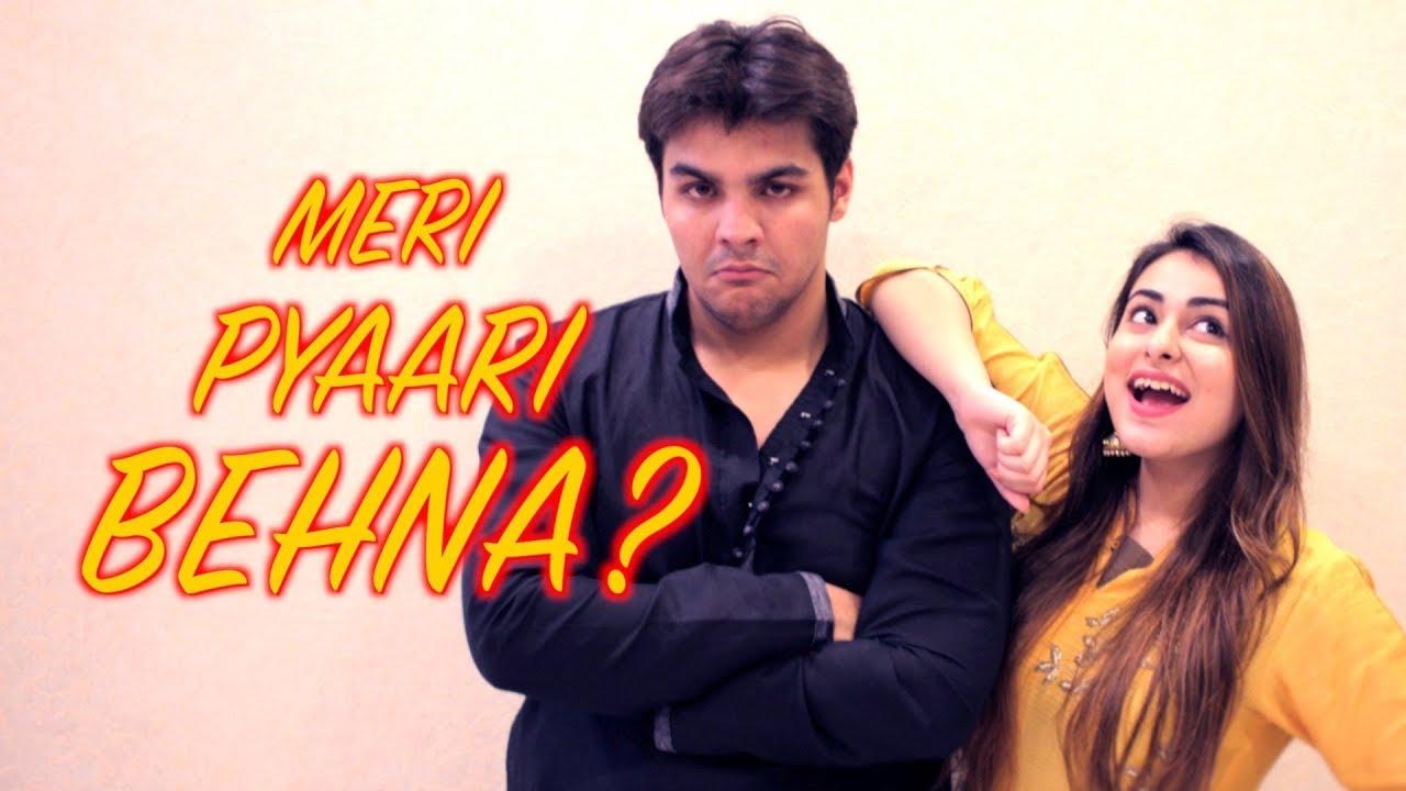 Download Meri Pyaari Behna?  | Ashish Chanchlani | Muskan Chanchlani