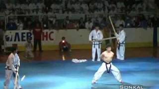 Korean Taekwondo Video