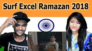 Indian reaction on Surf Excel Ramazan 2018 | EkNekiRozana | Swaggy d