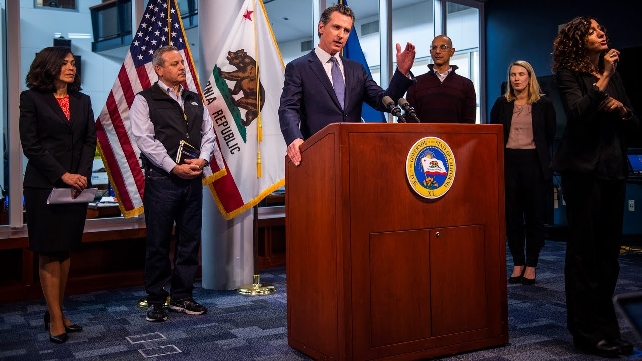 Gov. Newsom directs bars, wineries and nightclubs to close amid coronavirus fears