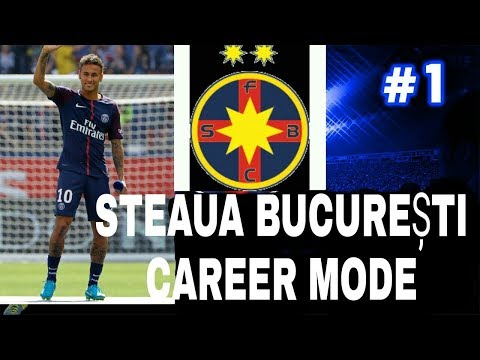 FTSP 18 cariera cu Steaua #1 - Neymar vine pe o suma record