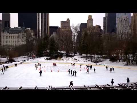 Central Park Wollman Rink NYC