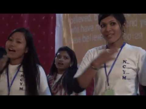 Christian Bhajan NCYM 2013 Damak