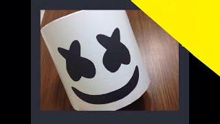 как сделать из бумаги и картона маску