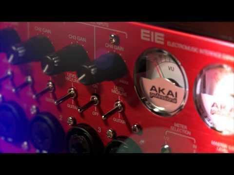 Akai Pro EIE & EIE Pro: Overview