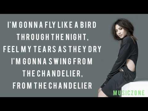 Chandelier - Morissette Amon cover//lyrics