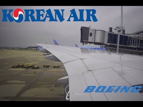 TRIPREPORT | Korean Air (Economy)  | Seoul Incheon to Manila | Boeing 777-3B5 |