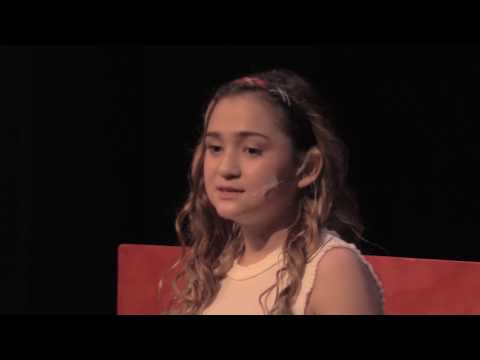 Perfection Is The Wrong Direction | Isabella Fons | TEDxYouth@OTHS