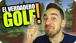 EL VERDADERO GOLF! | Exo Gona Sara y Luh en GOLF WITH FRIENDS