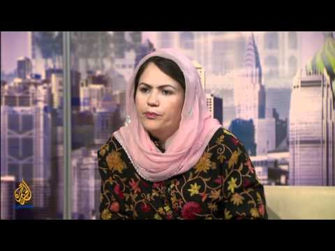 Frost Over the World - Can a woman become Afghanistan's president?