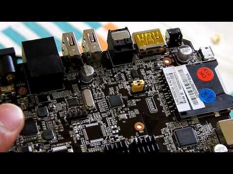 #18 Minix Neo X7 Android HTPC Teardown / Disassembly