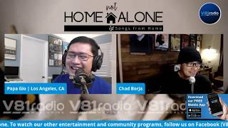 Home Not Alone | Songs from Home with Papa Gio and Chad Borja