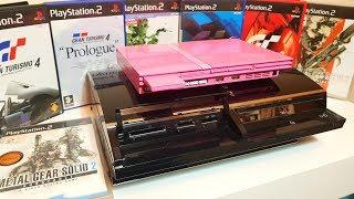 Jak rozpoznać model Playstation 3 z kompatybilnością wsteczną gier z Ps2