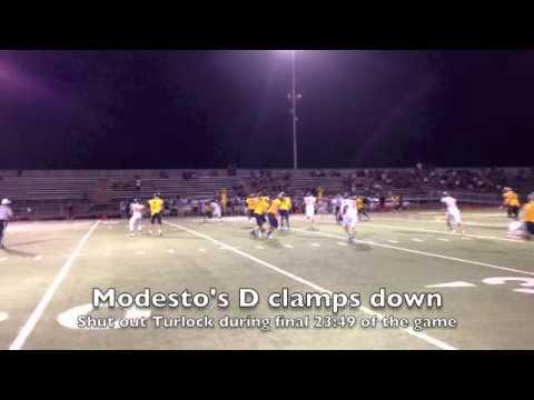 Black Hat Football - Final Turlock and Modesto