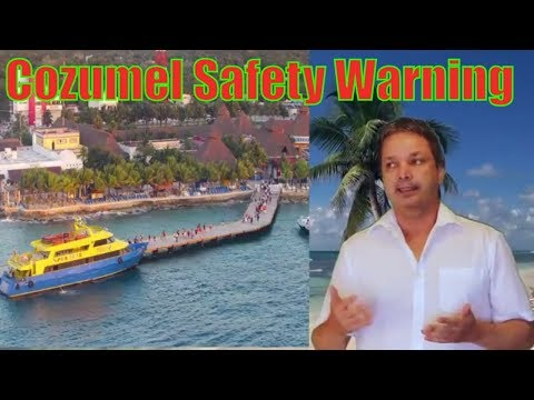 Cruise Lines canceling shore excursions in Cozumel