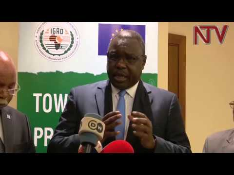 Intergovernmental Authority on Development (IGAD) member states discuss free movement of people
