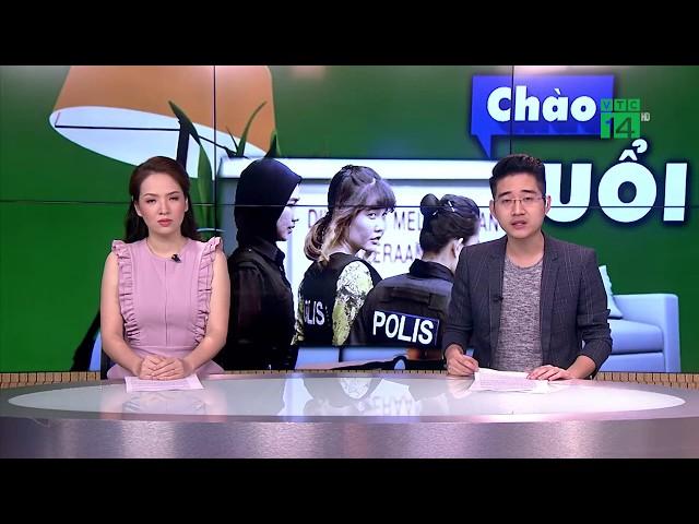 VTC14 | Công bố clip Đoàn Thị Hương thực hiện Gameshow ở sân bay Nội Bài