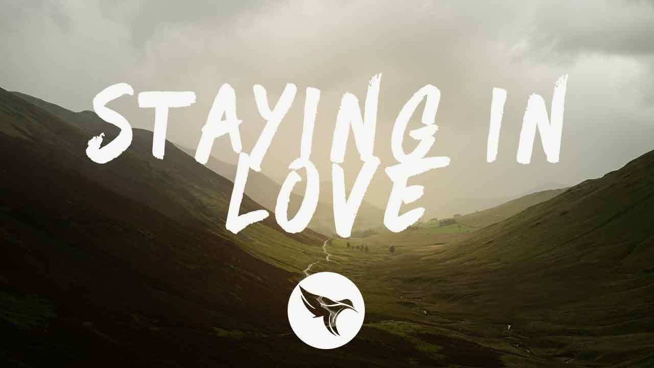 Download Kasbo - Staying In Love (Lyrics) feat. Nea
