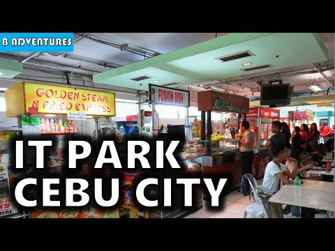 IT Park Cebu City, Food & Update, Philippines S3, Vlog #112